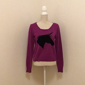 BONGO unicorn sweater
